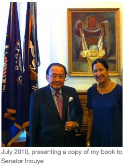 Aloha ʻoe, Senator Inouye 2